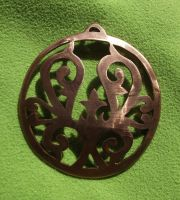 Pendant with Hungarian motif by DoctorShaman