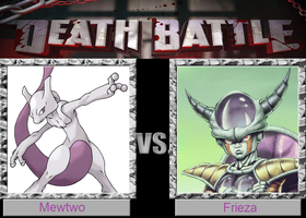 Psychic Death Battle by Salem-the-Psychic