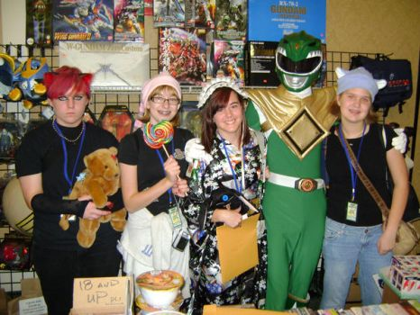 Awesomest Pic at AnimeSouth by animeismysoul
