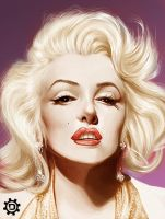 Marilyn by dannykojima