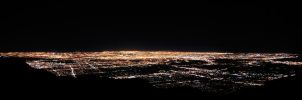 Los Angeles from Mt Wilson by AndySerrano