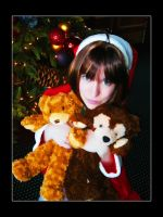 Cosplay: Christmas Love by hobbit-katie