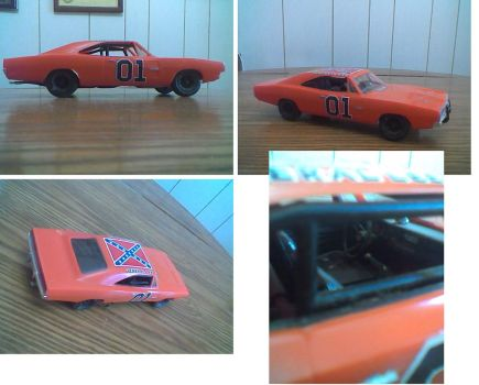 The General Lee by Purgatorywolf