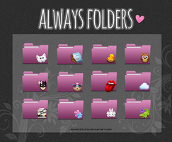 Aways folders by alenet21tutos