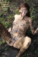 she loves the mud . . . by Artandglamour