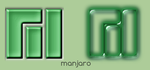 Manjaro Start-buttons by rvc-2011