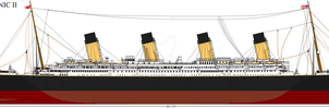 RMS Titanic II by Crystal-Eclair