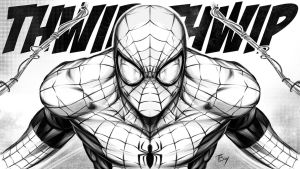 Spidey by TBoy85