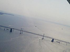 Bridge on the Bay by below-the-surf