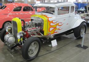 30 Ford highboy by zypherion