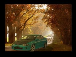 autumn_sun_with Monaro by ddvs1