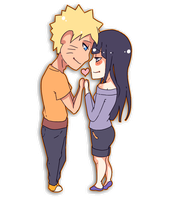 NaruHina: I Love You by Keelita