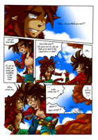 D.B.Z - Elements - Chapter 2 - Page 3 by RedViolett