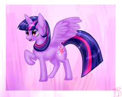 Princess Twilight Sparkle by Forumsdackel