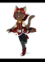 Commission for LaurenRivers by SmilehKitteh