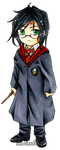 Harry Potter: Harry by Larinelle