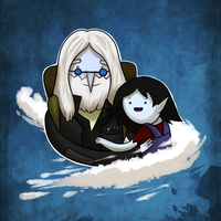 Simon and Marcy by OhMyMarton