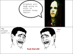 Slipknot Rage Comic by Whitefeathers92