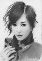 Hwang Mi Young (Tiffany) by Demonconstruct