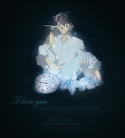 I love you more of any body .. by Ayato-msoms