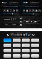 iMixThis GUI Design V3 by C0NFUZZLE