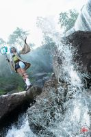 Eria the water charmer cosplay photo by FanoRED