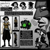 AatR Sheet: -Pandora- by genesischant