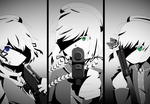 APH: Barets, Bows, and Bullets by YOONA-YOONA