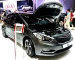 Magnificent Power of a Compact Sedan by toyonda
