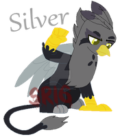 Silver by SuperRosey16
