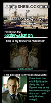 Sherlock Meme by watermelemon