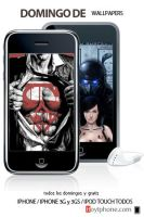15 Wallpapers Comics Iphone by jpapollo