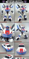 Custom Transformer Breakdown by KyleRobinsonCustoms
