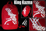 Kazma Backpack by oOFipsOo