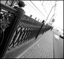 Moscow: the parapet by angel-for-a-dreamer