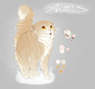 Alois Cat by nealee-q