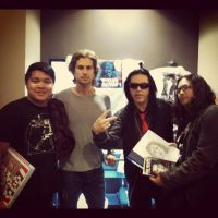 Second time TOMMY WISEAU First Time GREG SESTERO by vlaSINda