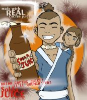 Sokka Juicehhh by Sakura004