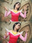 Toudou Jinpachi Sleeping Beauty by Gekidan