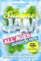 Summer Jam KIDS Teaser by AnotherBcreation