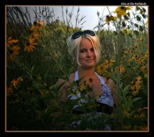 Kim at the Wetlands by boron