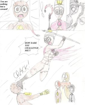 1's Epic Ownage by lady-warrior