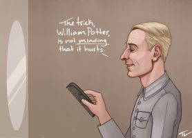 The Trick, William Potter... by tree27