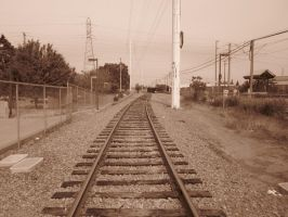 21st Century Sepia: Tracks by cillanoodle