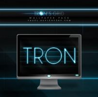 Tron's Grid by TheAL