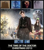 Doctor Who - The Time of the Doctor by DoctorWhoOne