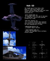EVE Online Hok-SD by elquijote