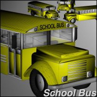 School Bus by phc