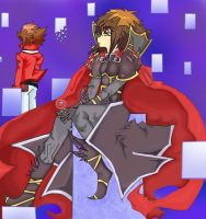 Judai just forget... by Ichigokitten