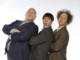 The New Three Stooges by jason9800player2
